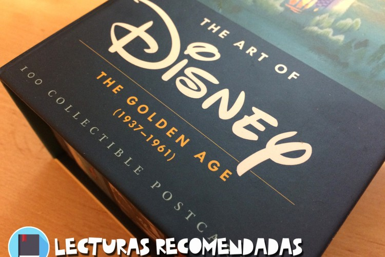 The Art of Disney – The Golden age (100 postales)
