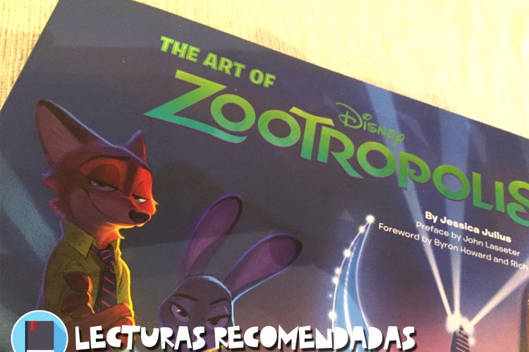 The Art of Zootropolis (Disney)